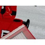 Детский ковер Fulya 8C01b-Z-RED