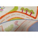 Детский ковер Fulya 8C69a-k-cream