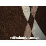 Ковер рельефный Legenda 3 brown