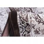 Ковер Esfahan 9724A d.brown/ivory