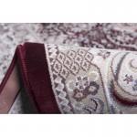 Ковер Esfahan 9915A d.red/ivory