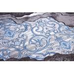 Ковер TANGO ASMIN 9424A l.blue/d.beige