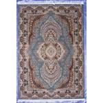 Ковер Tabriz 35 turquoise blue