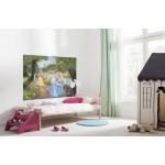 Komar 1-454 Royal Gala Детские фотообои на стену «Принцессы на прогулке»