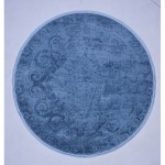 Ковер Taboo G886B hb. blue/blue