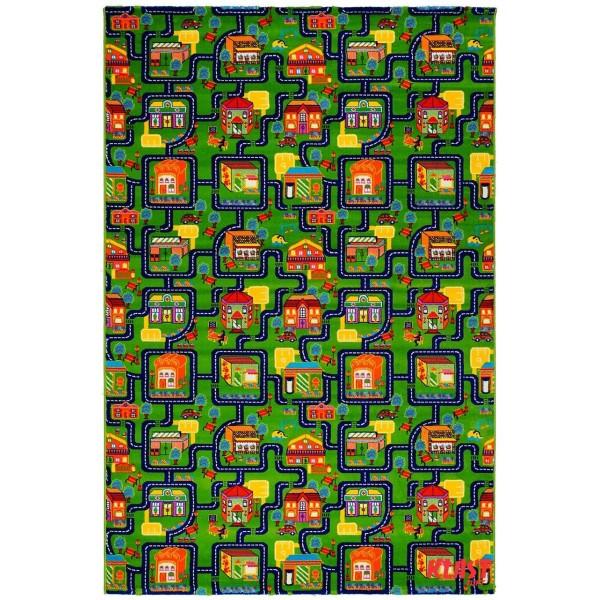 Ковер Baby 6043 green